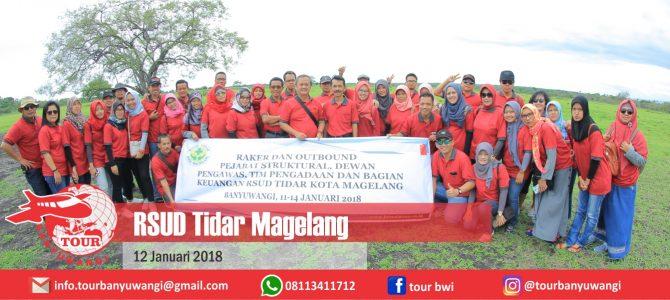 RSUD Tidar Magelang Trip To Banyuwangi With Tour Banyuwangi
