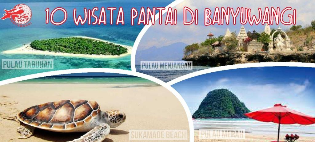 Poster Wisata Keluarga Di Banyuwangi Paket Wisata