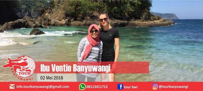 Ibu Ventie Banyuwangi tour wisata banyuwangi 1h1m